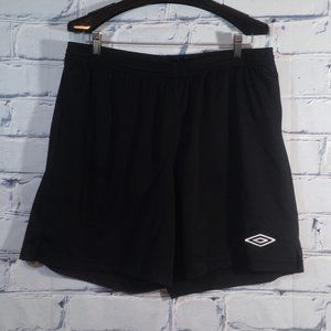 Gym Shorts Brief-Lined Soccer Athleisure